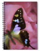 Swallowtail Dreams Spiral Notebook