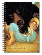 Swamp Angel 21 Paulozelinsky Sqs Paul O Zelinsky Spiral Notebook