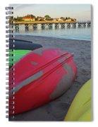 Swampscott Yacht Club Swampscott Ma Boats Spiral Notebook