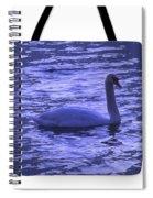 Swan Lake-tote Bag Spiral Notebook