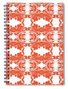 Swanky Spiral Notebook