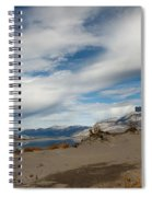 Sweeping Skyscape Spiral Notebook