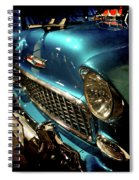 Sweet 55 Spiral Notebook