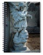 Sweet Angel Spiral Notebook