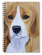 Sweet Beagle  Spiral Notebook