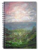 Sweet Bliss Spiral Notebook