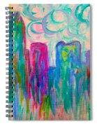 Sweet Charlotte Stage One Spiral Notebook