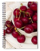 Sweet Cherry  Spiral Notebook