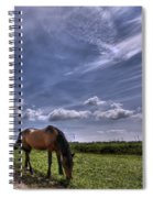Sweet Country Scents Spiral Notebook