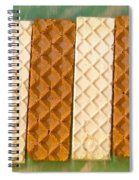 Sweet Crackers Spiral Notebook
