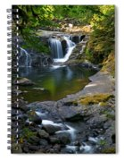 Sweet Creek Spiral Notebook