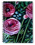 Sweet Delight Spiral Notebook
