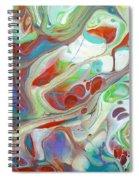 Sweet Fragrance 2  Spiral Notebook