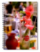 Sweet Havana Spiral Notebook
