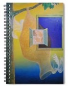 Sweet Home Spiral Notebook