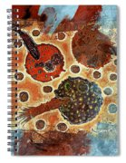 Sweet Inclination Spiral Notebook