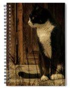 Sweet Jane Spiral Notebook