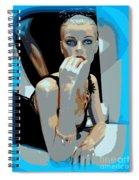 Sweet Judy Blue Eyes Spiral Notebook