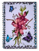 Sweet Nectar Spiral Notebook