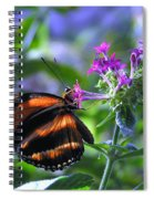 Sweet Nector Spiral Notebook