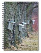 Sweet Season.. Spiral Notebook
