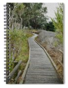 Sweet Springs Nature Preserve Spiral Notebook