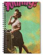 Sweet Taste Of Baking Spiral Notebook