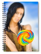 Sweet Thing Spiral Notebook