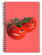 Sweet Tomatoes Spiral Notebook