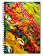 Sweet Tooth Spiral Notebook