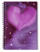 Sweetheart Spiral Notebook
