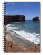 Sweetheart Rock Spiral Notebook