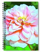 Sweetheart Rose On A Sunny Day Spiral Notebook