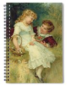 Sweethearts Spiral Notebook
