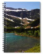 Swift Current Lake Spiral Notebook