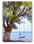 Swing Me... Spiral Notebook