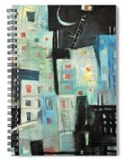 Swing Shift Spiral Notebook