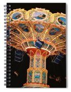 Swing Spiral Notebook