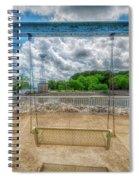 Swingless Spiral Notebook