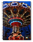 Swings Spiral Notebook