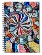 Swirl 12 Spiral Notebook
