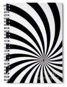 Swirl Spiral Notebook