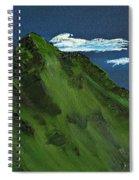 Swiss Alp Spiral Notebook