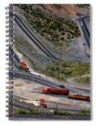 Switchbacks Spiral Notebook