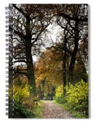 Swithland Woods, Leicestershire Spiral Notebook