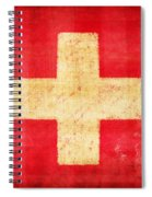 Switzerland Flag Spiral Notebook