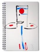 Sword Spiral Notebook