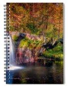 Sword Maiden Spiral Notebook