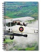 Swordfish Aircraft 2 Spiral Notebook