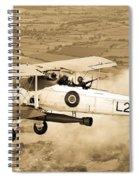 Swordfish Aircraft Spiral Notebook
